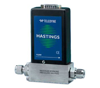 THI - Model HFM-200 / HFC-202 - Mass Flow Meters and Controllers