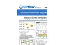 SIMBA#biogas Plant Simulation Software - Brochure
