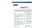 FastPAC - Powdered Activated Carbons - Brochure