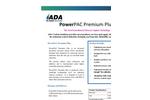 PowerPAC Premium Plus - Flue Gas Mercury Control Activated Carbon - Datasheet