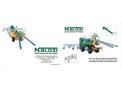 N. Blosi - Model ZIP25, ZIP30 and Carrier - Fruit Harvesting Conveyor - Brochure