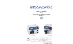 Analog - Model 3100 - Peristaltic Pump Brochure