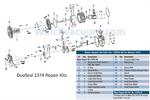 DuoSeal - Model 1374 - Vacuum Pumps Brochure
