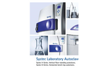Systec - Model D-Series - Horizontal Bench Top Autoclaves Brochure