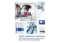 Systec - Model H-Series 2D - Double-Door/Pass-Through Autoclaves Brochure