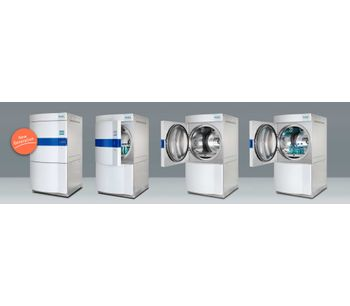 Systec - Model H-Series - Horizontal Floor-Standing Autoclaves - 65-1580L