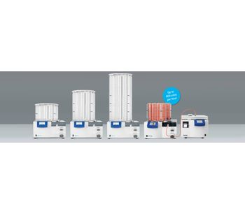 Systec - Mediafill Dispensing and Pouring System