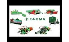 Facma 2018 - Agricultural Machines Video