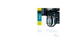 WITec Product Catalogue Brochure