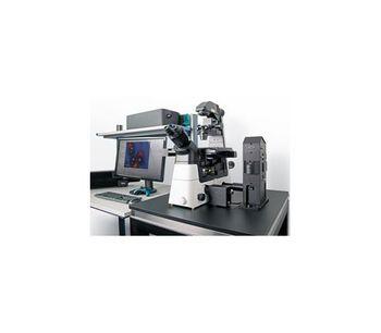 WITec - Model alpha300 Ri - Inverted Confocal Raman Imaging
