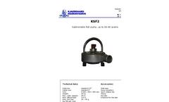 KSF2 - Fish Pumps-Brochure