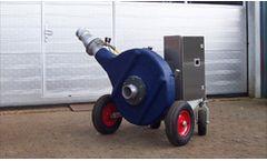 Kjaergaard - Model KSF4 LM - Fish Pumps