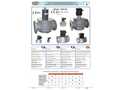 Gas Solenoid Valves Brochure