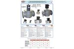 Gas Solenoid Valves Brochure