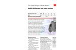 Elster H4300 Woltmann Hot Water Meters Brochure