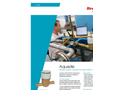 Itron Aquadis Rotary Piston Cold Water Meters Brochure