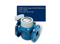 Elster H4000 Woltmann Cold Water Meters Brochure