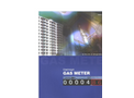 Diaphragm Gas Meters Brochure
