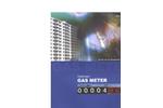 Diaphragm Gas Meters Brochure