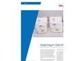 Itron Diaphragm Gas Meters Brochure
