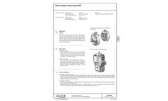 HAWE - Model Type RZ - Dual Stage Pump Brochure