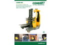 Agile - Model Combi-MR - Multi Directional Forklift Brochure