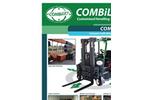 Combilift - Model Combi-CB - Multi-Directional Forklifts Brochure