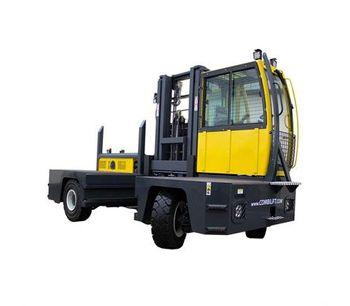 Combilift - Model Combi-4WSL - 4-Wheel Side-Loader for Long Haul