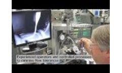 The Lee Company Valve Group -- Products and Capabilities Video