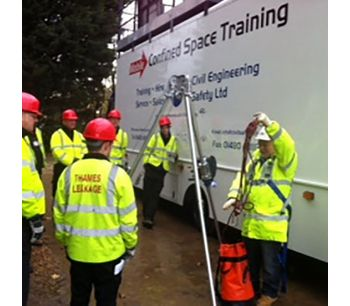 Confined Space Mobile Training