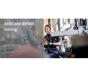 American Standards Testing (ANSI/BIFMA) Services