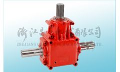 Model T-281 - Agricultural Gearbox