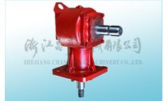 Model CH30 - Agricultural Gearbox
