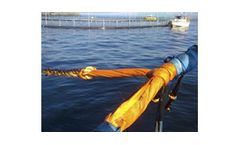 Mørenot - Hardware-Free Aquaculture Mooring Frame