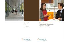 Novartis Campus- Brochure