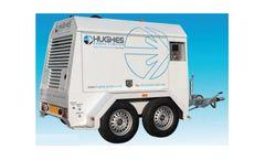 Hughes - Model Ultrabar 30 DRT(4) - UHP Water Jetting Unit