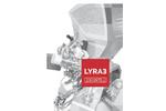 LYRA - Model 3 - Dual Beam System Brochure