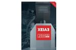 XEIA - Model 3 - Extraordinary Ultra-High Resolution Imaging System Brochure