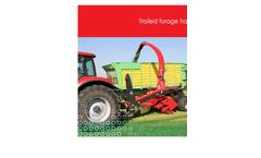 Model FCT - Forage Harvesters Brochure