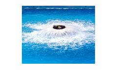 Aquarian Commercial Surface Aerator