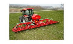 PNEUMATICSTAR - 2.00 m - 12.00 m Aftersowing and Underseeding Machine
