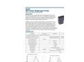 Model 20k Series - Diaphragm Pump Boxer - Datasheet