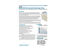 Mid Air Operated Diaphragm Pump - Datasheet