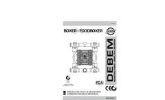 Boxer - Foodboxer - Pump Manual