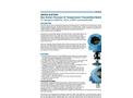 Model One Series - Pressure & Temperature Transmitter/Switches - Datasheet