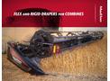 D65 - Draper Header Brochure