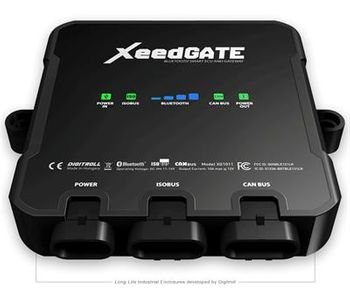 XeedGate - Bluetooth and ISOBUS Gateway