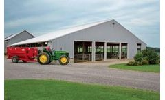 Morton - Metal & Steel Dairy Farm Building Facilities