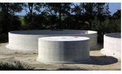 Monostore - Concrete Tanks