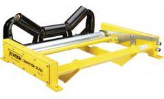Tecnetics - Model WY-10 - Single Idler Conveyor Scale